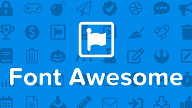 Как подключить и использовать иконки Font Awesome 5